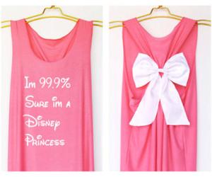 princess, pink, and disney image