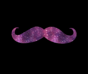 moustach, stars, and funny image