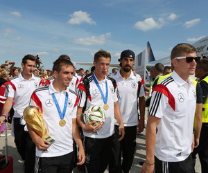 germany and football image