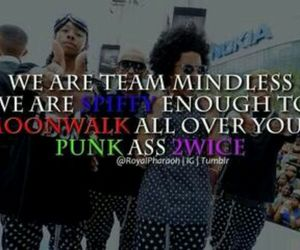 moonwalk, spiffy, and mindlessbehavior image