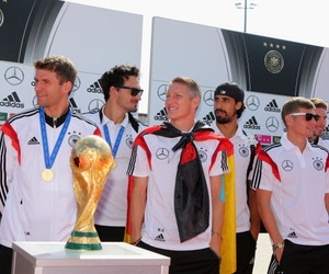 champion and germany image