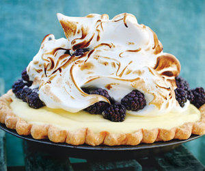 pie and lime & blackberry image