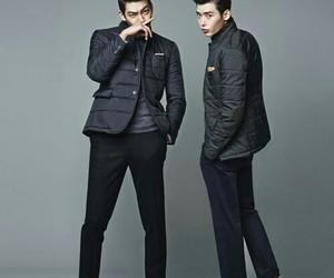 kim woo bin and lee jong suk image