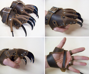 gloves, costumes, and steampunk image