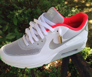 air max, nike, and shoes image