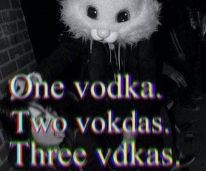 vodka, drunk, and party image