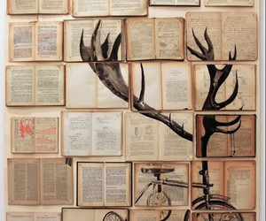 read, love, and books image