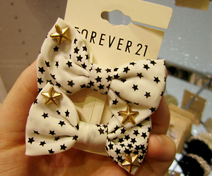 forever 21, cute, and bow image