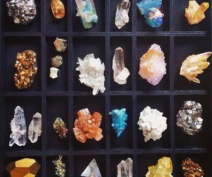 crystal, minerals, and beautiful image