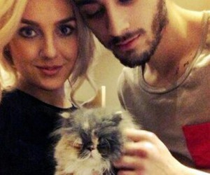 zayn malik, one direction, and zerrie image