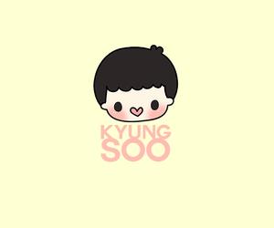 kyungsoo, exo, and fanart image