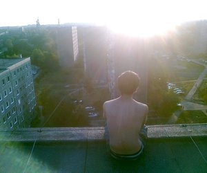 alone, crazy, and freedom image
