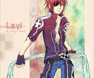 anime, d gray man, and Hot image