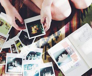book, girl, and memories image