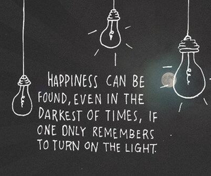 quotes, light, and happiness image