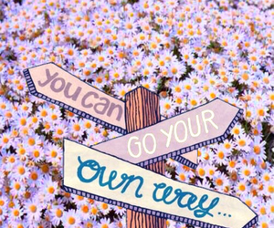 be yourself, daisies, and fleetwood mac image