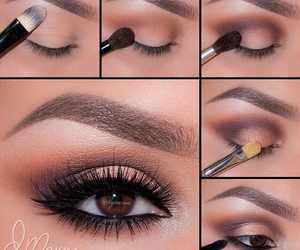 eyebrows, eyes, and fashion image