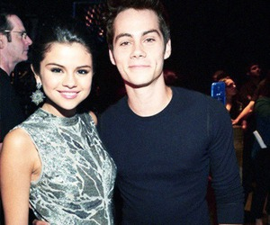 dylena, selena gomez, and dylan o'brien image
