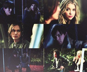 pll, love, and caleb image
