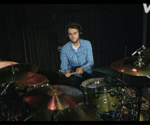 drums, edm, and zedd image