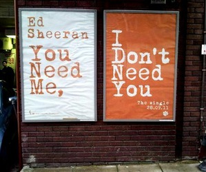 ed sheeran, Lyrics, and song image