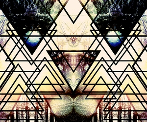 abstract, art, and geometric image