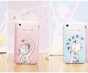 case, cover, and iphone case image