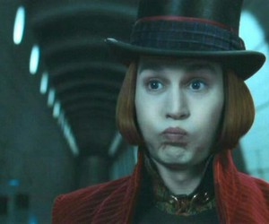 Willy Wonka and johnny depp image