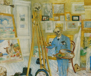 art and james ensor image