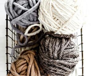 wool and knitting image