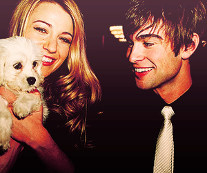 blake lively and Chace Crawford image