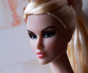 baby, barbie, and beauty image