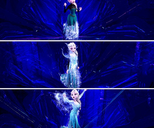 disney, love, and ice queen image