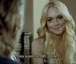 lindsay lohan, quote, and movie image