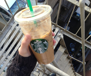 starbucks, coffee, and tumblr image