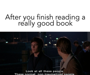 true, books, and quote image
