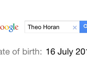 happy birthday, 16 july, and theo horan image