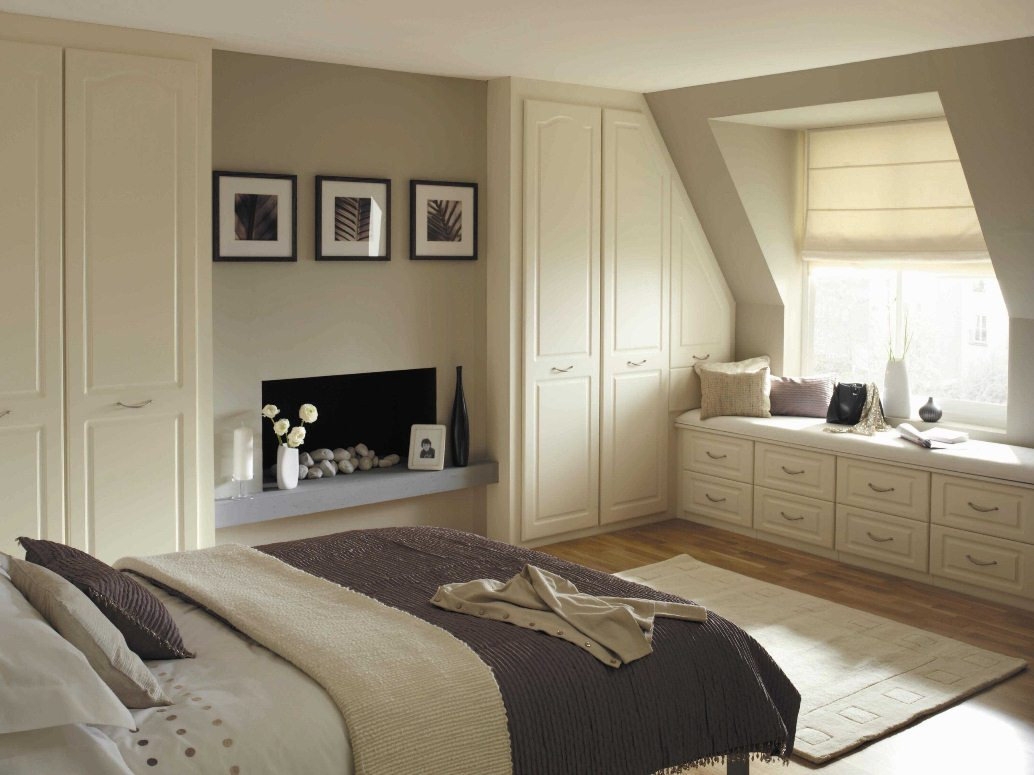 Bedroom Space - Bedroom Furniture Storage Solutions From Sharps