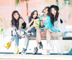 girl's day and kpop image