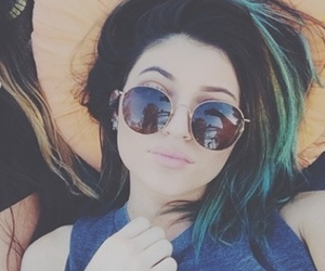 kylie jenner and hair image