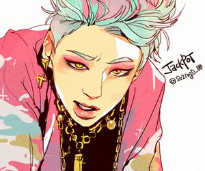 zico, block b, and fanart image