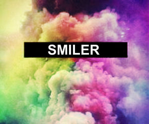 smiler, cyrus, and miley image