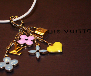 Louis Vuitton and charm image