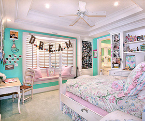 bedroom, rich, and dream bedroom image