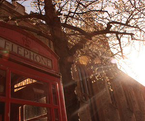 london and telephone image