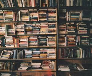 books, happiness, and joy image