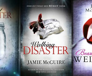 book and beautiful disaster image