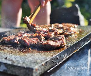 barbecue, carne, and churrasco image