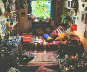 room, indie, and bedroom image