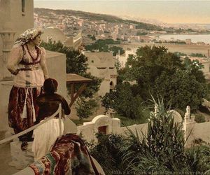 Algeria, algiers, and roof image